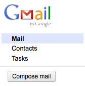 gmail contacts menu Gmail de Google renueva el manejo de contactos