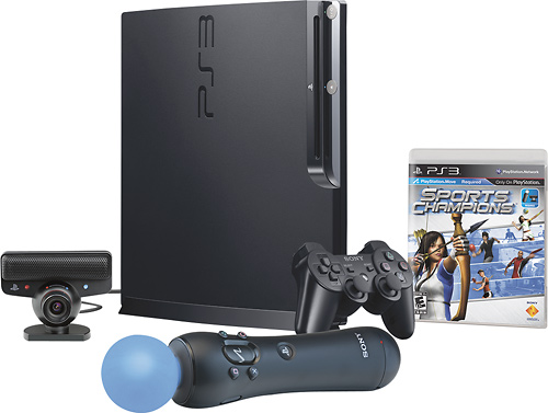 PlayStation Move de Sony ya disponible para pedido anticipado en BestBuy