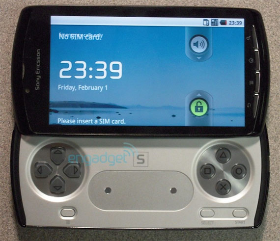 sony psp phone El PlayStation Phone de Sony es una realidad