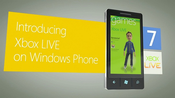 xbox live games on win mobile7 Windows Phone 7 primero en el viejo continente