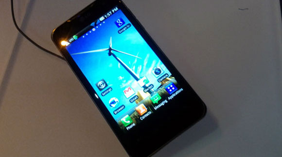 lg optimus 2x LG Optimus 2X permite grabar video en 1080p (Full HD)