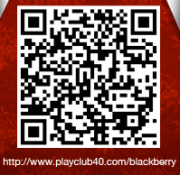 Club40, juego ecuatoriano para Facebook, presenta su versin BlackBerry