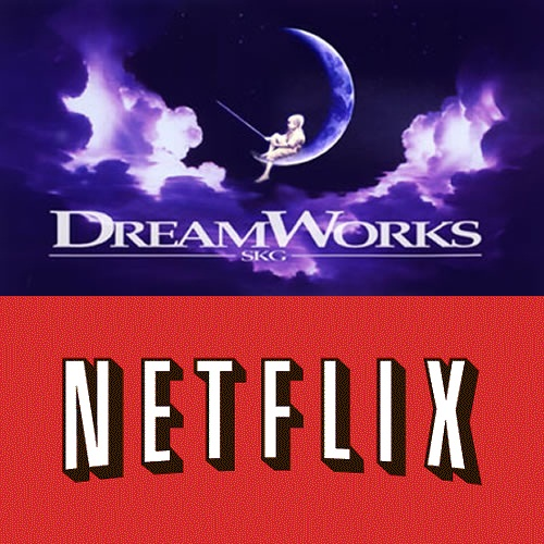 Netflix tendr exclusiva de DreamWorks
