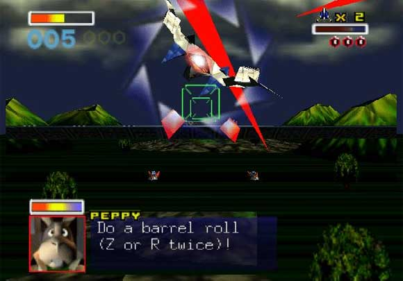 Do A Barrel Roll en Google