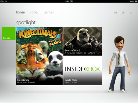 Llega My Xbox Live a iOS