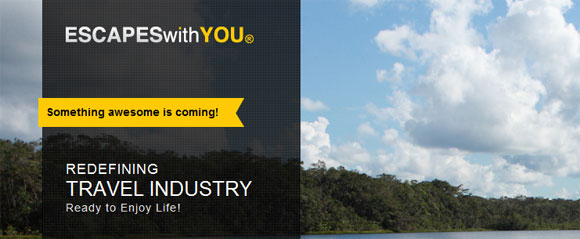 ESCAPESwithYOU, proyecto ecuatoriano de StartUpChile, invitado a Geeks on a plane
