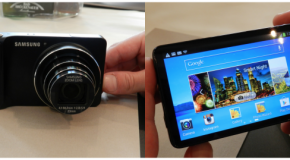 La nueva cmara Galaxy de Samsung con Android: smartcam?