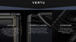 Nokia vende Vertu, la marca de celulares de lujo.